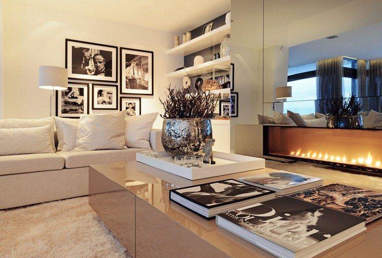 Ideen zur Wohnzimmereinrichtung  29 moderne Beispiele