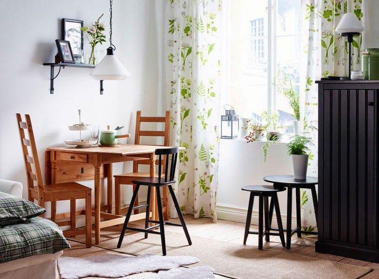 Mobel Ikea Esstisch Beispiele Skandinavisch L Boisholz, Möbel