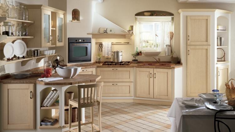 k che magnolie mediterran landhaus k chen asmo k chen kuche,
