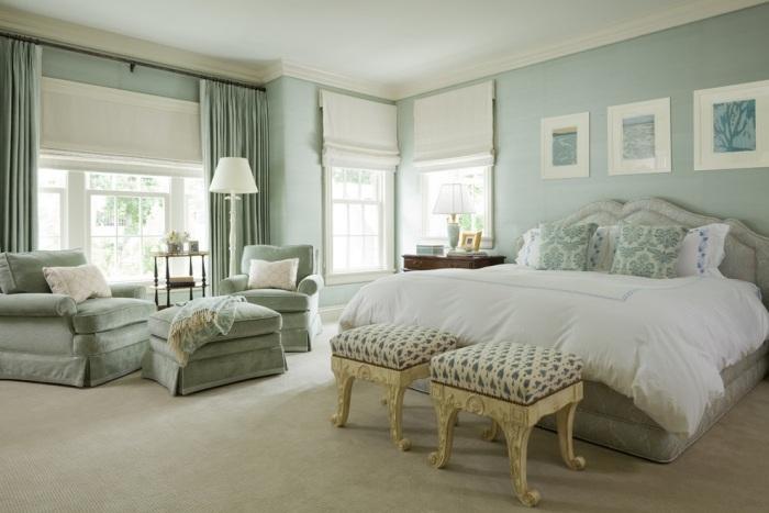 Klassische Schlafzimmer Farben | Möbelideen