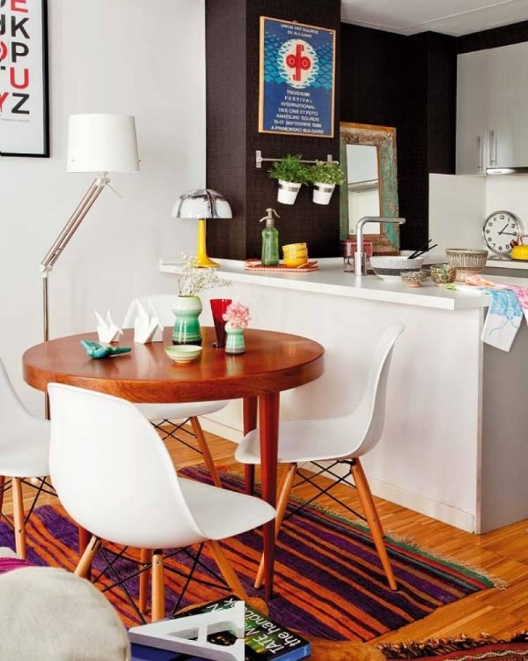 Schön Esstisch Rund Losung Platzmangel | Möbelideen, Esszimmer