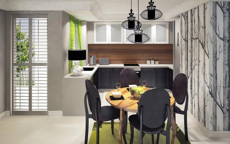 beautiful esstisch rund losung platzmangel images - home design, Esszimmer dekoo
