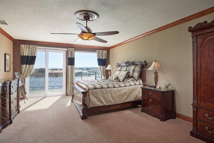 Romantische Schlafzimmer Landhausstil