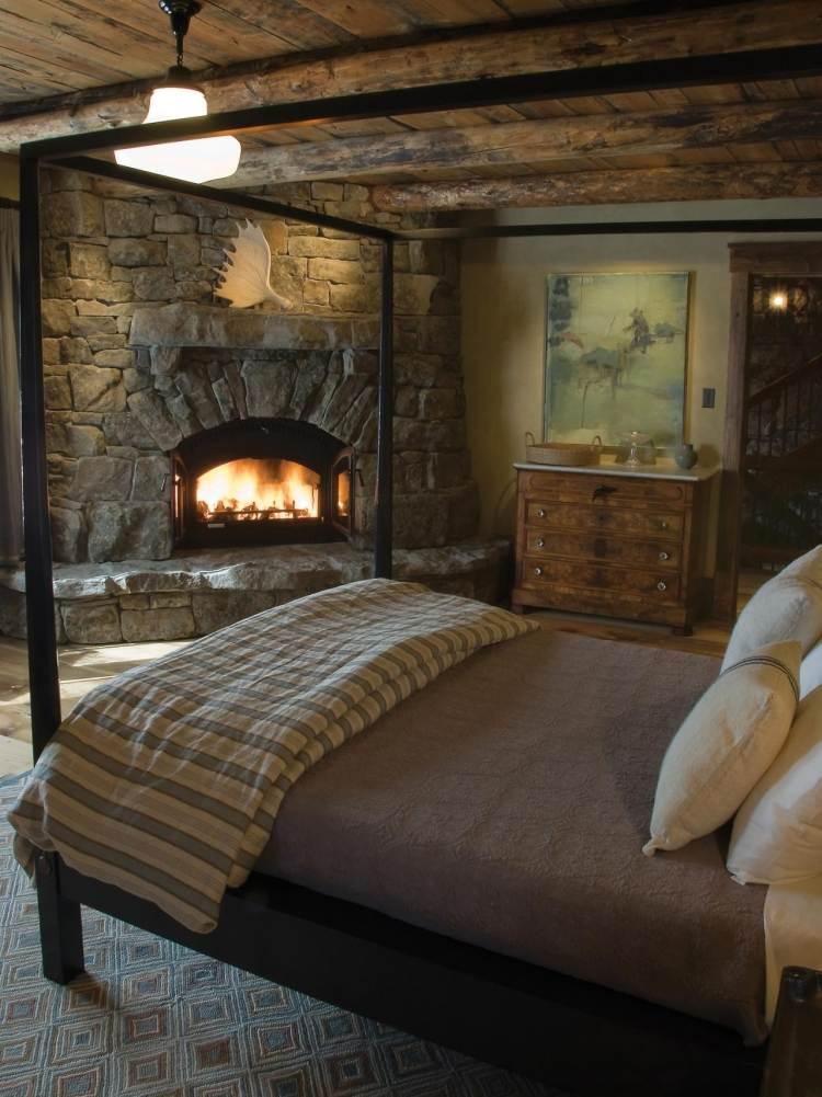 Romantische schlafzimmer landhausstil ideen f r die for Romantisch schlafzimmer