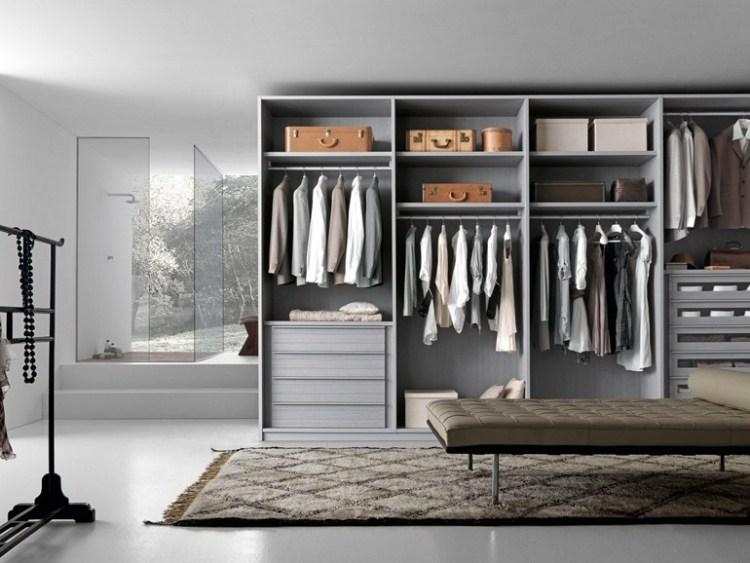 Begehbarer Kleiderschrank  Der Inbegriff von Luxus