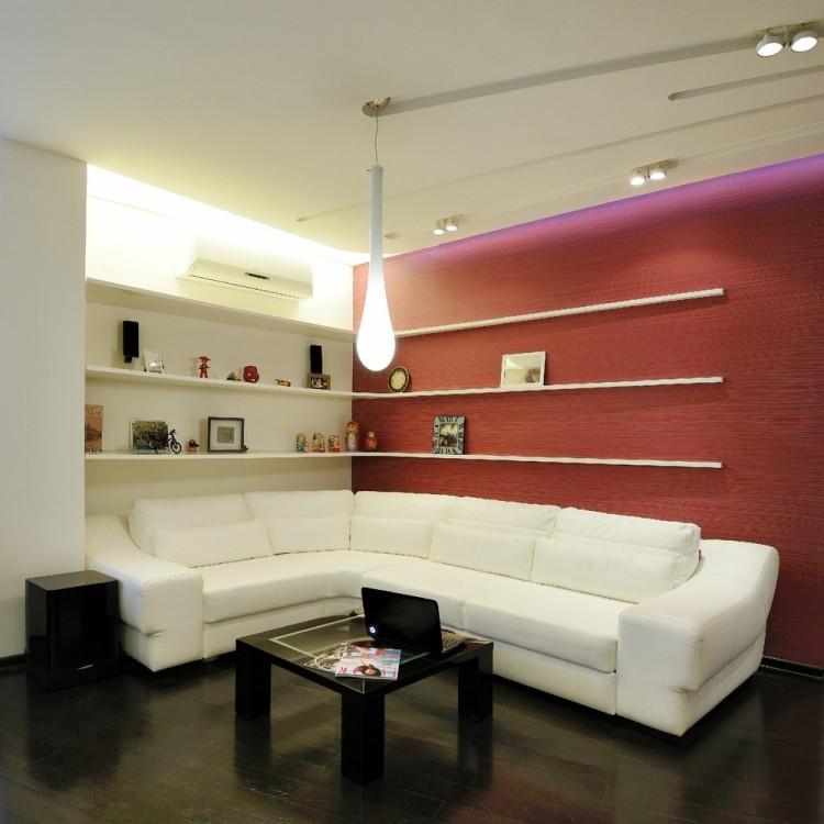 wohnzimmer wohnzimmereinrichtung ideen beispiele modern | mojekop, Wohnzimmer dekoo