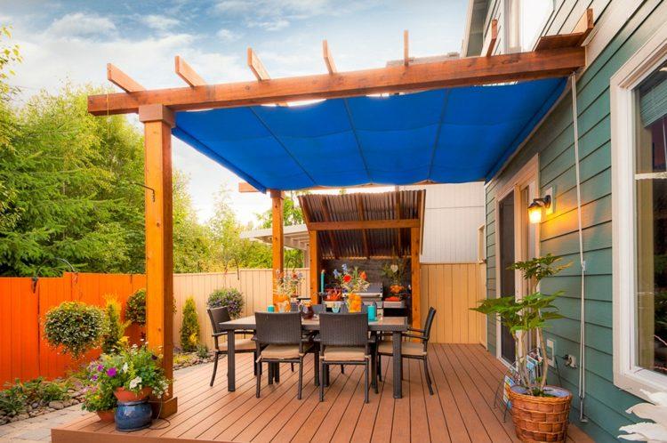 Überdachte Terrasse Ideen Für Eine Gemütliche Freizeit