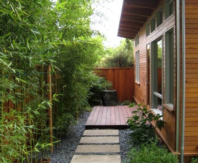 bambus garten sichtschutz diy projekt selber machen pflegen. Black Bedroom Furniture Sets. Home Design Ideas