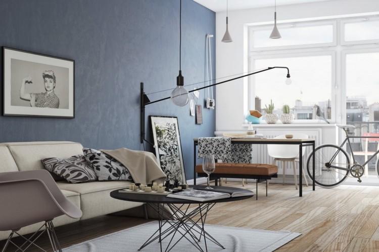 Wohnung Ideen Einrichtung | Haus Design Ideen