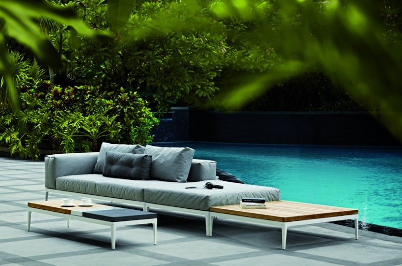 Garten Loungembel Ideen 2015 fr sommerliche Highlights