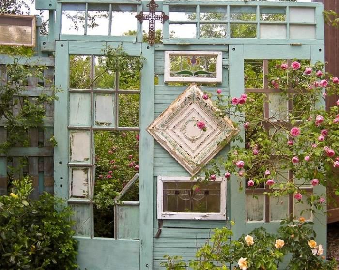 Wenn Der Garten Sichtschutz Zur Leinwand Wird 23 Ideen