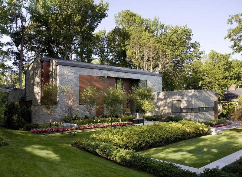 Gartengestaltung 2015  30 moderne Gartenlandschaften