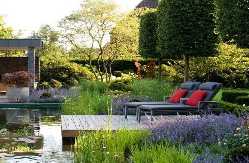 Gartengestaltung Inspirationen  5 Einzigartige Ideen & Tipps