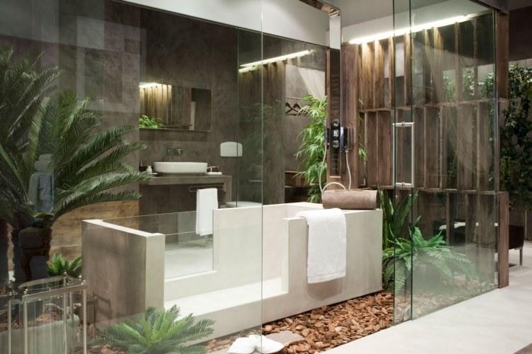 Badezimmer Ideen 201516  13 neue Designtrends im Bad