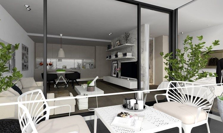 Balkonmobel Design Ideen Optimale Nutzung