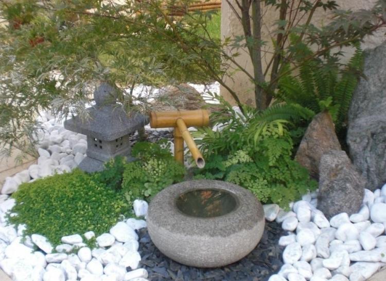 Feng Shui Garten Gestalten Tipps Zur Planung Der Elemente