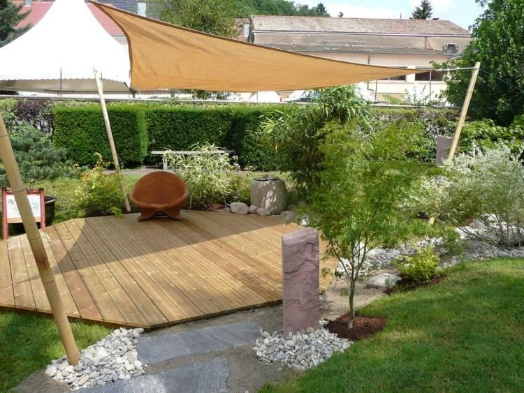 Gartengestaltung Pflege Terrassen Holz Pergola Garten Moderne ... Garten Gestaltung Und Pflege
