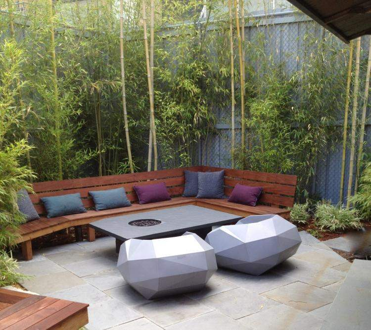 Garten Terrasse Holz Anlegen | Möbelideen