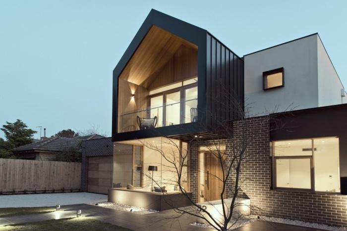 Haus Design aus Melbourne  Architektur vom Feinsten