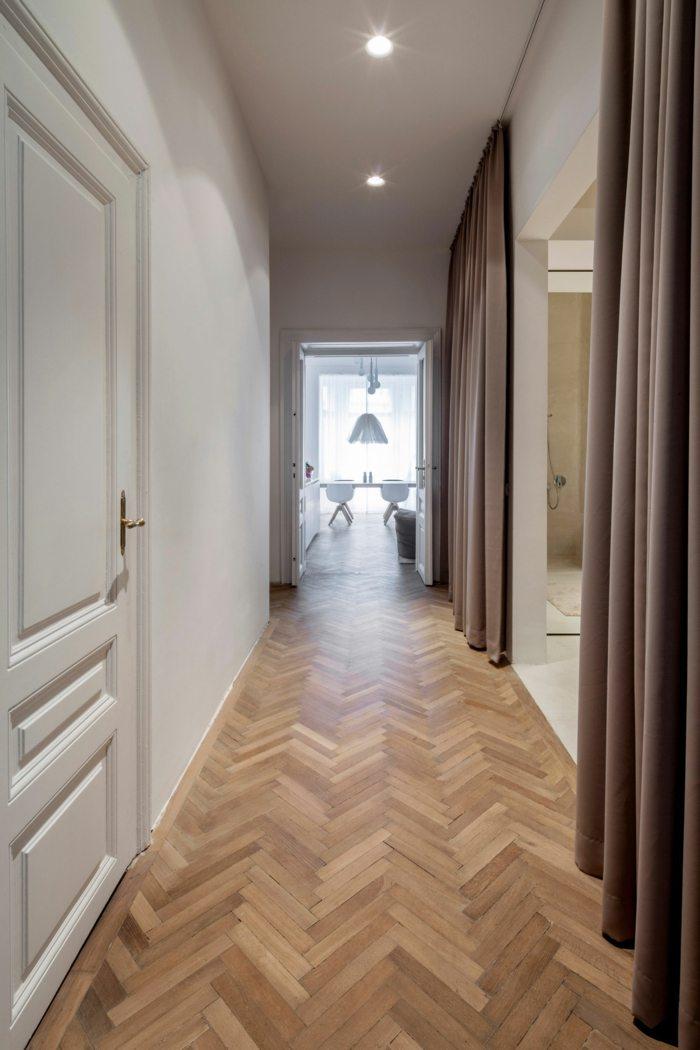 HM Wohnung in Wien  Exzellentes Luxusdesign von Destilat