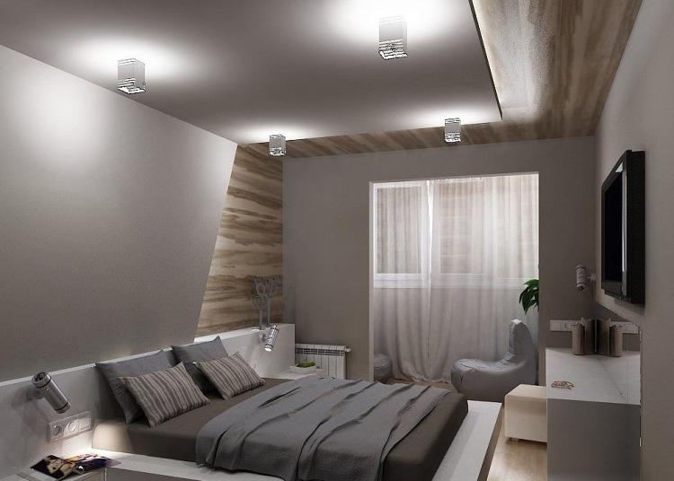 Schlafzimmer modern grau  Schlafzimmer Ideen Grau - Boisholz