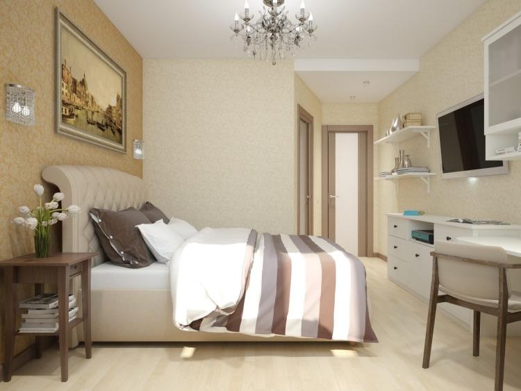 Fernseher Regal Verstecken 30 Kleine Schlafzimmer Die Modern Und