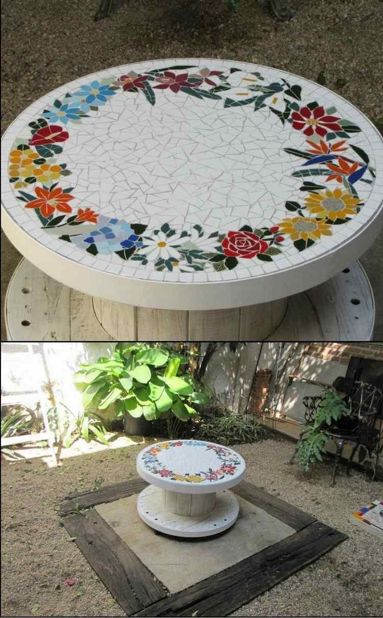 Mosaik Selber Machen Garten Deko Ideen Italien Deko Ideen Garten