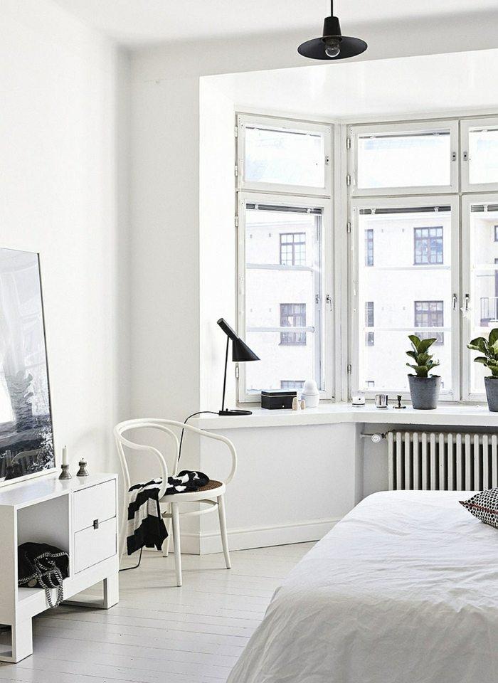 Wohnung Design im angesagten skandinavischen Stil