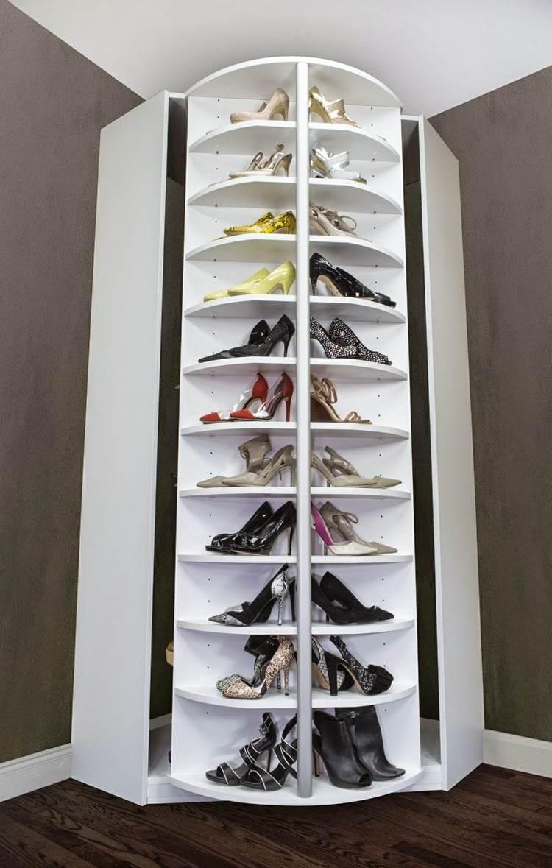 Schuhregal selber bauen  Originelle Ideen zum Nachmachen