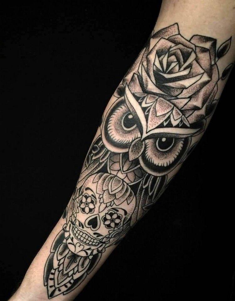 Tattoos männer unterarm motive
