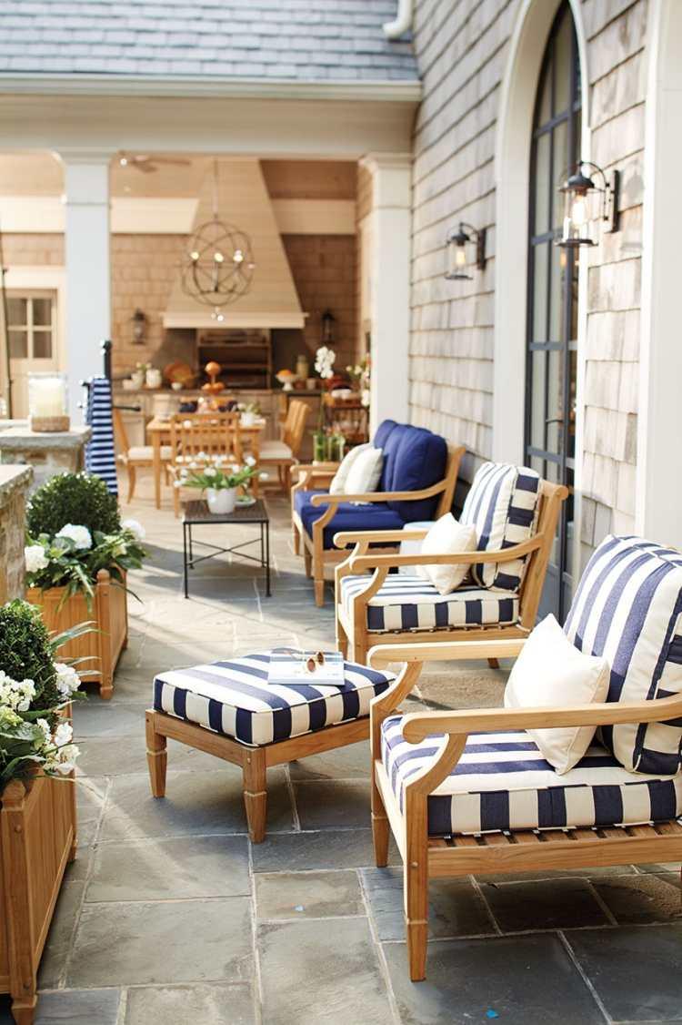 Tolle Ideen zum Terrasse gestalten in verschiedenen Stilen