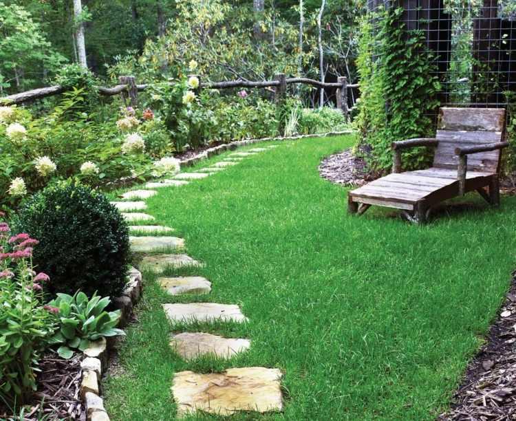 hause und garten beeteinfassungen stein - boisholz, Garten und bauen
