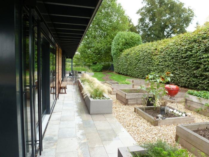 Diy Sichtschutz F R Terrassen Aus Pflanzen | Moregs Diy Sichtschutz Fur Terrassen Pflanzen