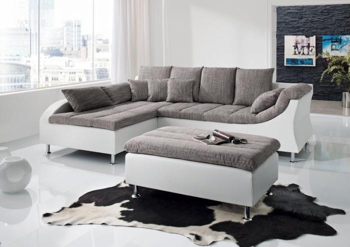 Mobel Sofa Mit Ottomane Ideen L