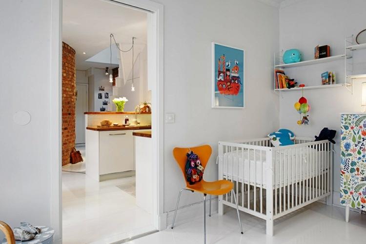 Kleines Badezimmer Einrichten Auf Ad Ad Kinderzimmer Im Skandinavischen  Stil Einrichten 24 Ideen ...