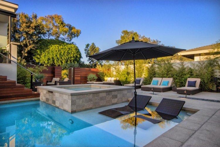 diy outdoor lounge furniture l | sichtschutz,