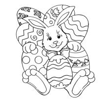 Ausmalbilder kostenlos ausdrucken   Malvorlagen zu Ostern