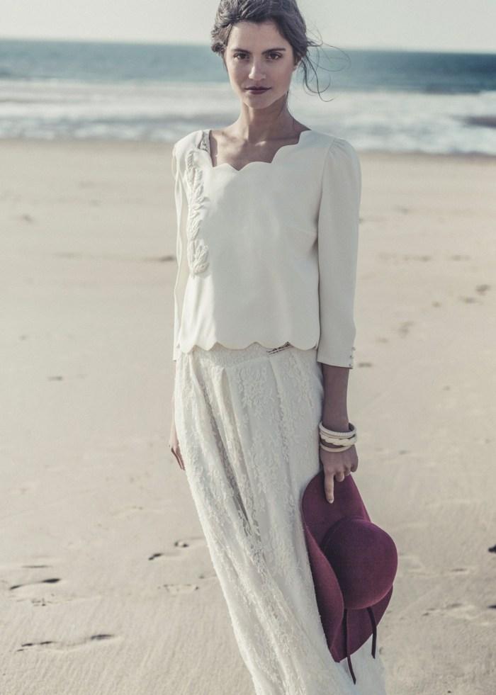 Braut Mode Trends  Angesagte OutfitIdeen aus zwei Teilen