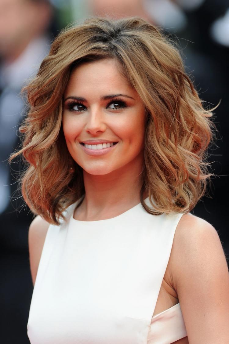 Frisuren Halblang 2015 Für Damen 30 Der Trendigsten Stylings