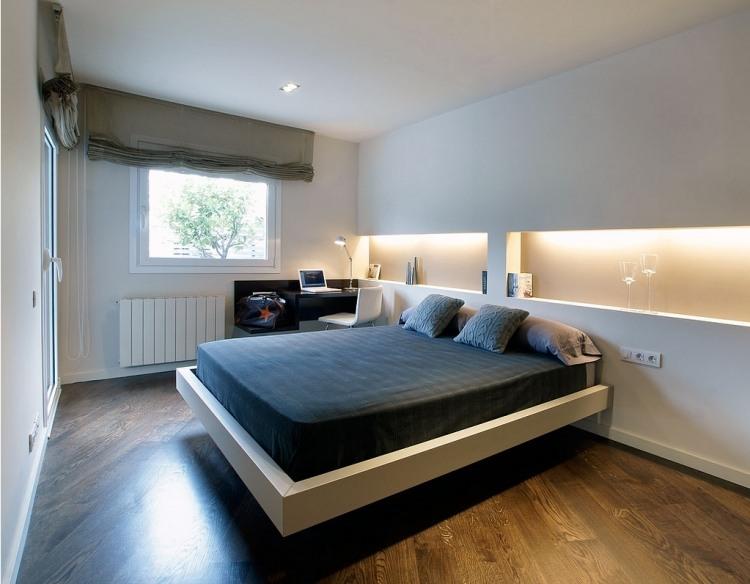 Indirekte Led Beleuchtung Decke | Led-licht In Profilen An ...