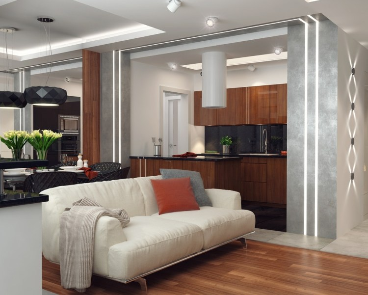 Indirekte Beleuchtung Küche Decke | Deckenleuchte Für Küche ...