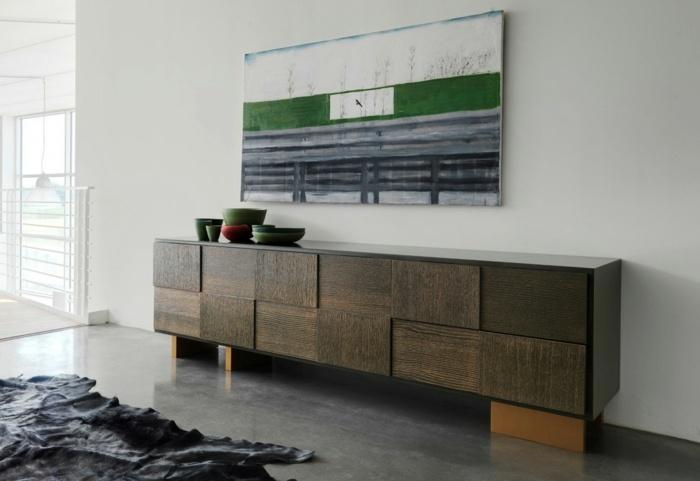 Couchtisch Dunkles Holz   Terrasseenbois, Möbel