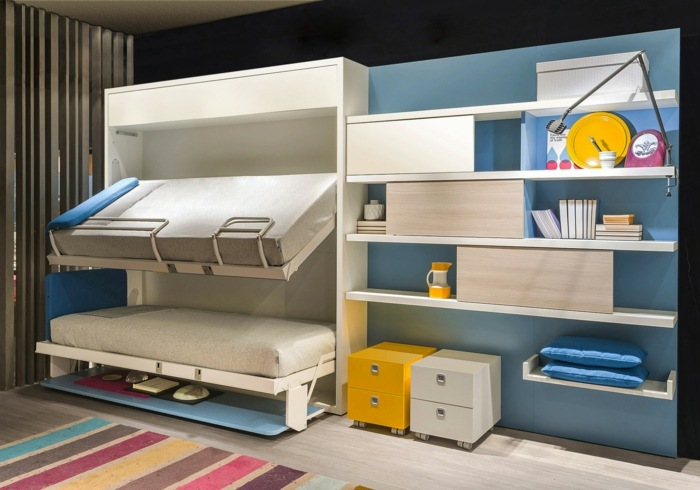 Beautiful Bunte Kinderzimmermobel Ideen Photos - House Design