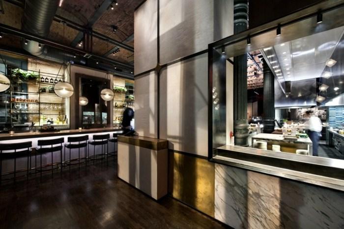 Restaurant Design im Chefs Club by Food  Wine in New York