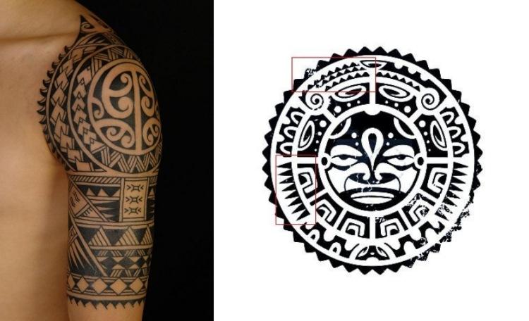 Tribal Tattoo Tiere
