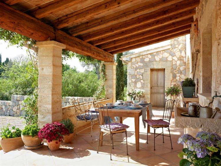 mediterrane terrasse gestalten worauf es ankommt tipps terrassen terrassen ideen - Sonnenterrasse Gestalten Ideen