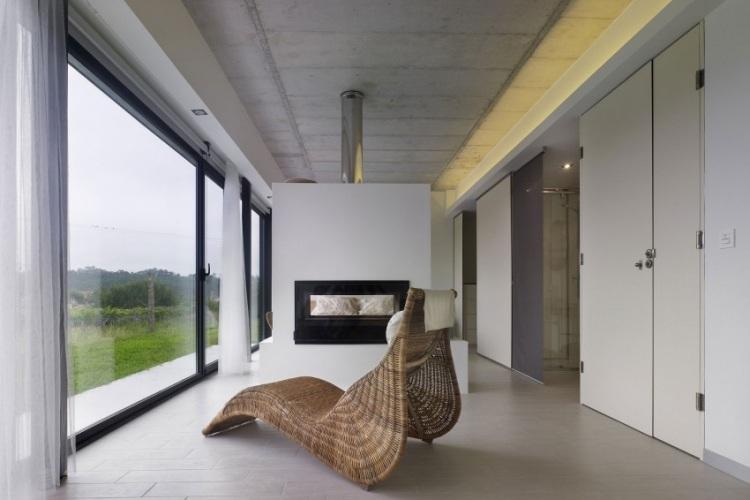 paravent landhausstil - boisholz, Wohnzimmer dekoo