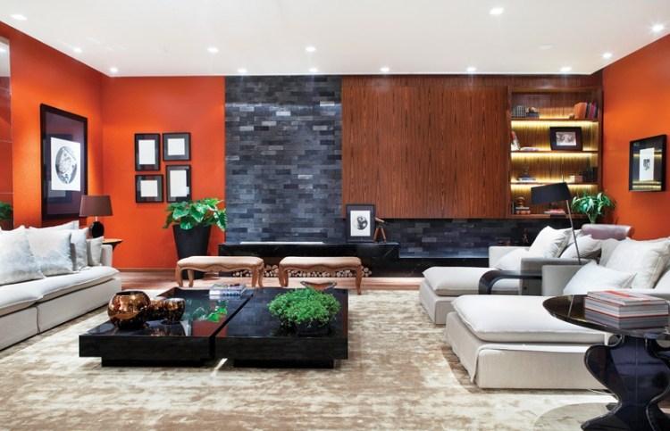 Cool Wohnzimmer Modern Einrichten Warme Tone Marauders Wohnzimmer Dekoo  With Wohnzimmer Modern Einrichten Warme Tone