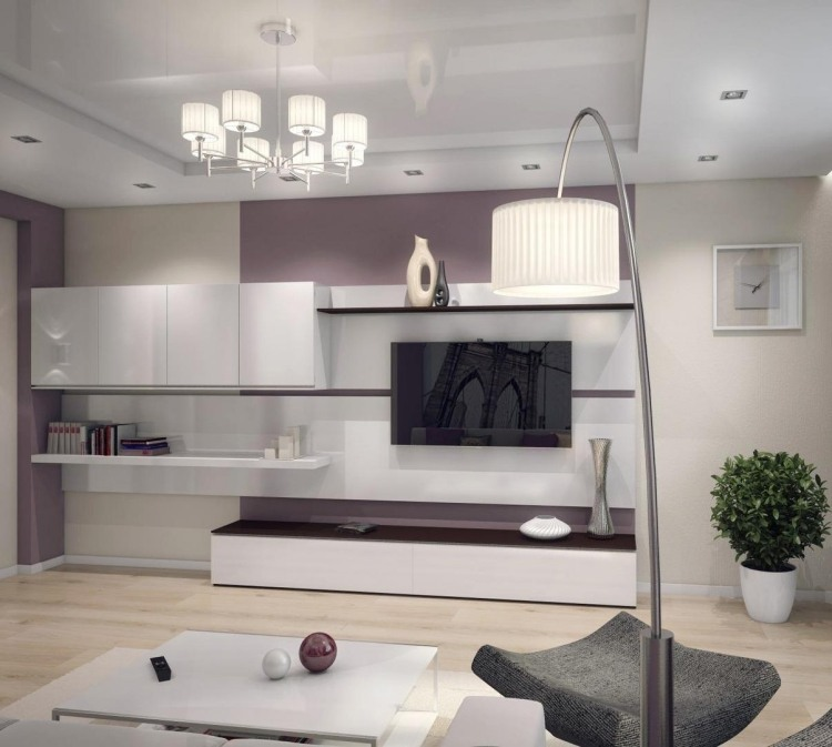 Wohnzimmer Modern Einrichten – Kalte Oder Warme Töne? – ragopige.info