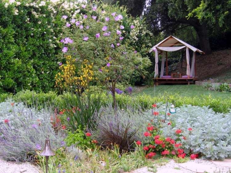 Garten Und Landschaftsbau Für Hobbygärtner  Landhausstil